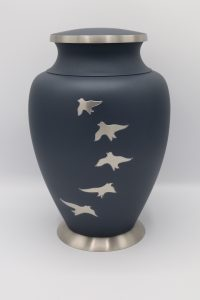 Simply Cremations Urn - Aria Ascending Birds