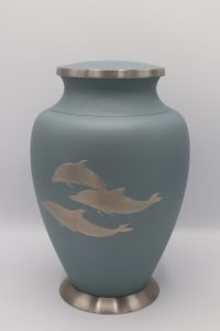 Simply Cremations Urn - Aria Dolphin