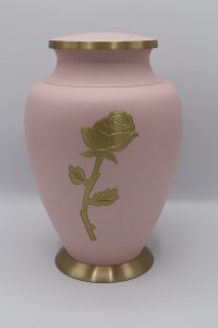 Simply Cremations Urn - Aria Rose