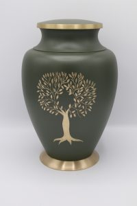 Simply Cremations Urn - Aria Tree of Life