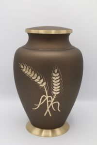 Simply Cremations Urn - Aria Wheat