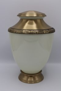 Simply Cremations Urn - Artisan Pearl