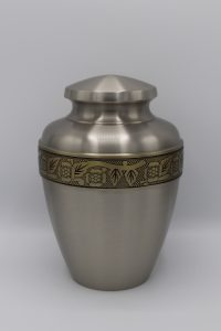 Simply Cremations Urn - Avalon Pewter