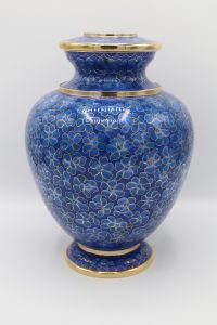 Simply Cremations Urn - Essence Azure