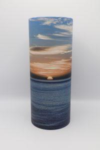 Scattering Tube - Ocean Sunset