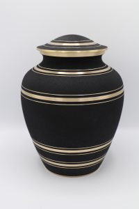 Simply Cremations Urn - Onyx Elite