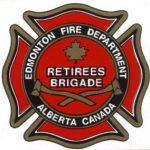 EFD Retirees Brigade Logo